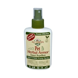 All Terrain Herbal Armor Pet Insect Repellent