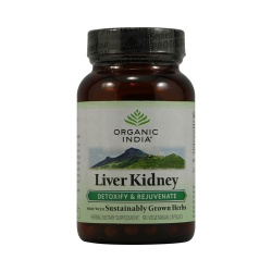 Organic India Liver Kidney Detox and Rejuvenation