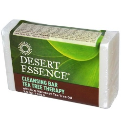 Desert Essence Tea Tree Bar Soap
