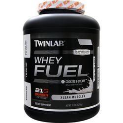 Twinlab whey Fuel - Cookies an Cream
