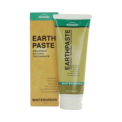 Redmond Trading Company Earthpaste Natural Tooth Paste