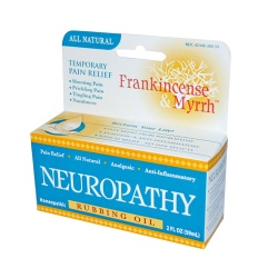 Frankincense And Myrrh Neuropathy Rubbing Oil