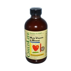 Childlife Vitamin and Orange Natural Orange