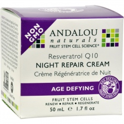 Andalou Naturals Night Repair Cream