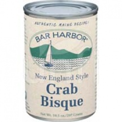 Bisque New England crab