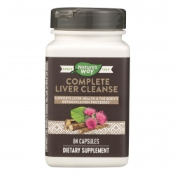 Enzymatic Therapy Complete Liver Cleanse  - 1 Each - 84 VCAP