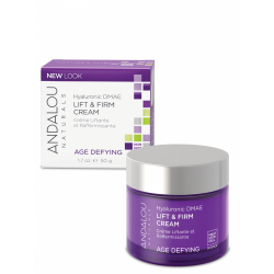 Andalou Naturals Hyaluronic DMAE Lift and Firm Cream